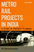 Cover for Metro Rail Projects In India
