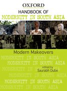 Cover for Handbook of Modernity in South Asia