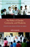 Cover for The Politics of Gender, Community, and Modernity