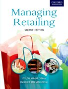 Cover for Managing Retail 2/e