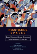 Cover for Negotiating Spaces