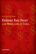 Cover for Exchange Rate Policy and Modelling in India