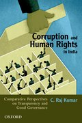 Cover for Corruption and Human Rights in India