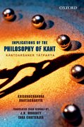 Cover for Implications of Kant