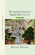 Cover for The Agrarian System of Mughal India
