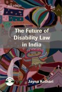 Cover for The Future of Disability Law in India