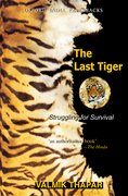 Cover for The Last Tiger