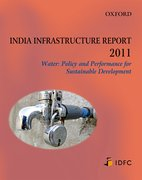Cover for India Infrastructure Report 2011