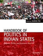 Cover for Handbook of Politics in Indian States