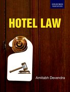 Cover for Hotel Law