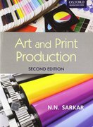 Cover for Art and Print Production