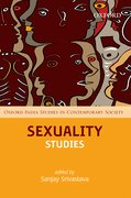 Cover for Sexuality Studies