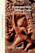 Cover for Rethinking Early Medieval India