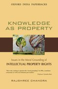 Cover for Knowledge as Property
