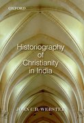 Cover for Historiography of Christianity in India