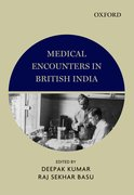 Cover for Medical Encounters in British India