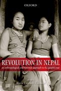 Cover for Revolution in Nepal
