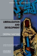 Cover for Liberalization and Development