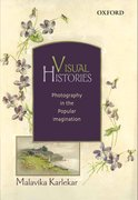 Cover for Visual Histories