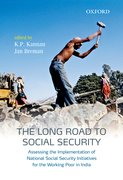 Cover for The Long Road to Social Security