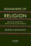 Cover for Boundaries of Religion