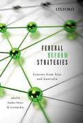Cover for Federal Reform Strategies