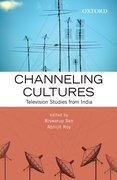 Cover for Channeling Cultures