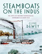Cover for Steamboats on the Indus