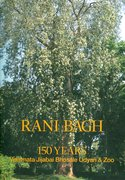 Cover for Rani Bagh 150 Years
