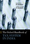 Cover for Handbook of Tax System in India