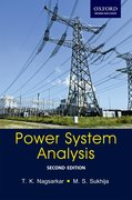 Cover for Power System Analysis