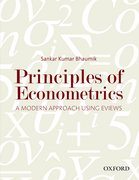 Cover for Principles of Econometrics