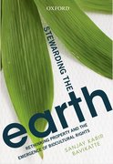 Cover for Stewarding The Earth
