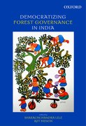 Cover for Democratizing Forest Governance in India