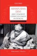 Cover for Ashapurna Devi and Feminist Consciousness in Bengal