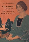 Cover for Becoming George
