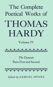 Cover for The Complete Poetical Works of Thomas Hardy