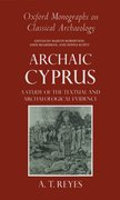 Cover for Archaic Cyprus