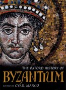 Cover for The Oxford History of Byzantium