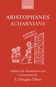 Cover for Aristophanes <i>Acharnians</i>