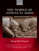 Cover for The Temple of Athena at Assos