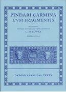 Cover for Pindar Carmina