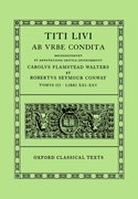 Cover for Livy Ab Urbe Condita Books XXI-XXV