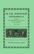 Cover for Martial Epigrammata