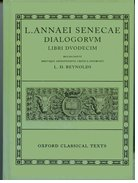 Cover for Seneca Dialogues