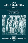 Cover for Ars Amatoria, Book I