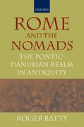 Cover for Rome and the Nomads