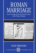 Cover for Roman Marriage