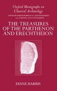 Cover for The Treasures of the Parthenon and Erechtheion