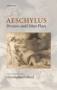 Cover for Aeschylus: Persians and Other Plays